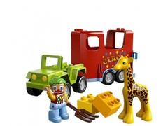 Lego Duplo Цирковой автофургон (10550)