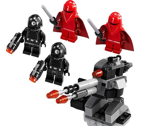 LEGO Star Wars: Воины Звезды Смерти 75034