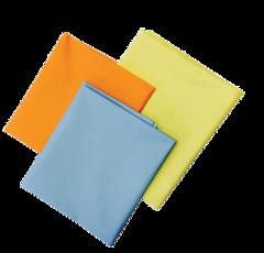 Колорит. Клеенка ПВХ 50х70 см на нетканой основе, цветная, без окантовки