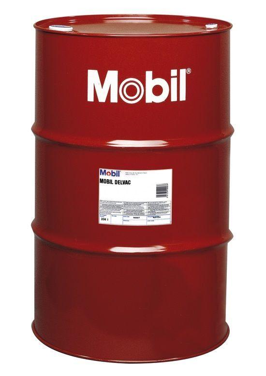 Mobil Delvac MX ESP 15W-40 (208л) - Минеральное дизельное моторное масло