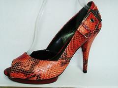 Туфли женские на высоком каблуке 11026501