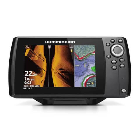 Эхолот Humminbird HELIX 7x CHIRP MEGA SI GPS G3