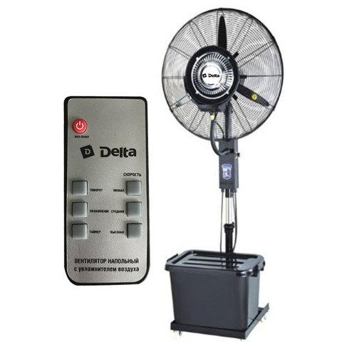 Вентилятор нап. с увлажнителем воздуха и пультом дистанционного управления DL-024H-RC