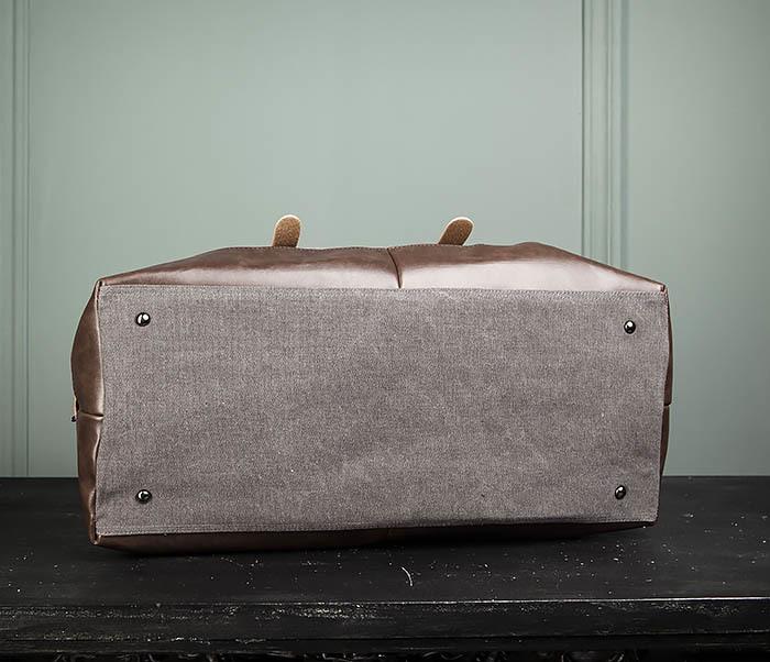 BAG478-3 Мужская сумка саквояж для поездок фото 08
