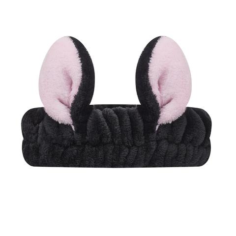 Повязка Fluffy Ears Black