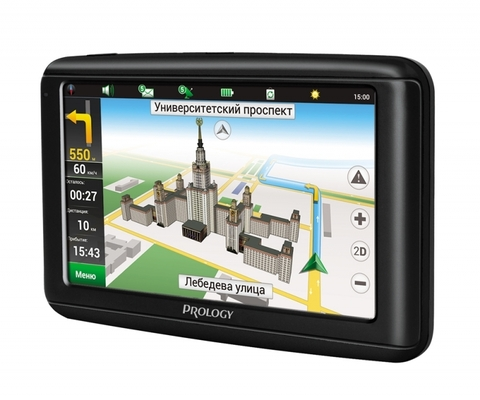 Портативная навигационная система Prology iMap-4100