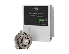 Навесной генератор переменного тока 5 кВт с внешним блоком преобразования