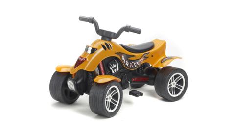 Педальный квадроцикл Orange Quad Pirate