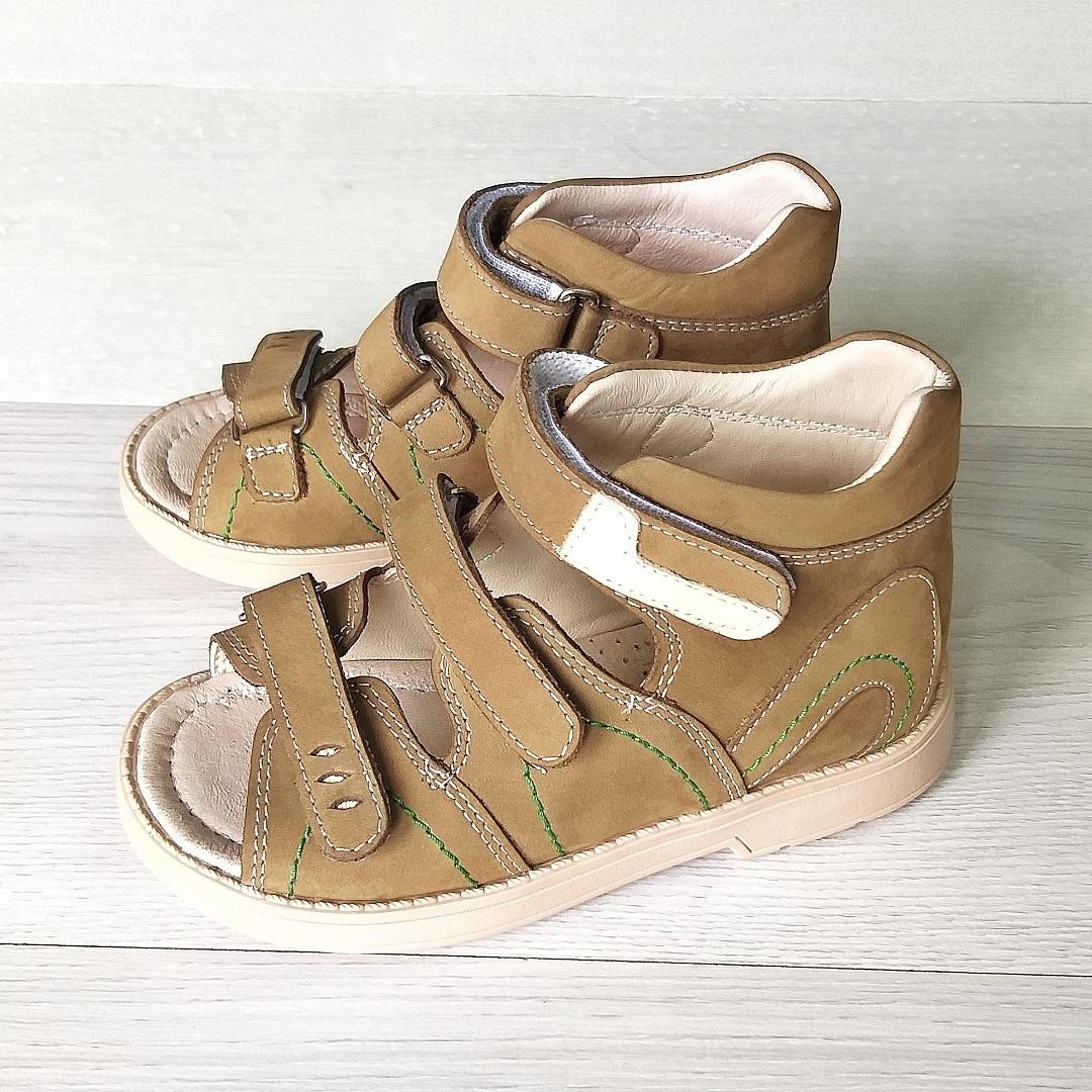 Корректирующие сандалии