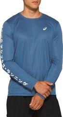 Рубашка Asics Katakana LS Top Blue мужская