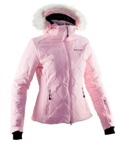 Женская горнолыжная куртка 8848 Altitude Livinia (pink)
