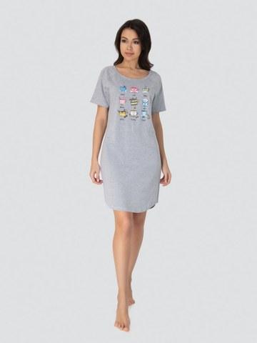 LDR2381 Домашнее платье женское