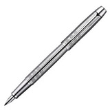 Перьевая ручка Parker IM Premium F222 Shiny Chrome перо F (S0908640)