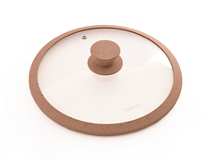 9923 FISSMAN Arcades Крышка для посуды 24 см
