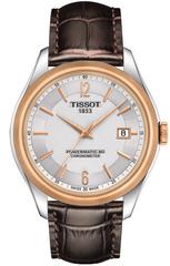 Мужские часы Tissot T108.408.26.037.00 Ballade Powermatic 80 COSC