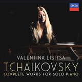 Valentina Lisitsa / Tchaikovsky: Complete Works For Solo Piano (10CD)