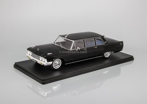 ZIL-114 black 1:24 Legendary Soviet cars Hachette #18