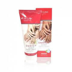 Крем д/ног Enrich Lovely Foot Treatment, 150мл