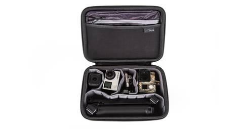 Кейс GoPro Casey (ABSSC-001) с камерой и аксессуарами