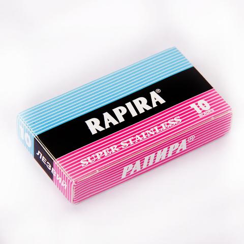 Сменные лезвия Rapira super stainless
