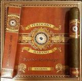 Perdomo Habano Bourbon Barrel Aged Epicure Sun Grown Gift