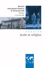 Ecole et religion