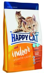 Корм для кошек живущих в помещениях Happy Cat Supreme Indoor Атлантический лосось