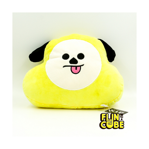 Подушка K-POP BTS Chimmy Head 30см