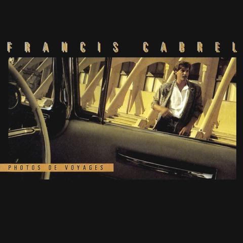Francis Cabrel / Photos De Voyages (LP)
