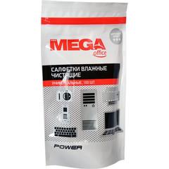Салфетки ProMega Office  Power  д/чистки поверх зап.блок .100шт