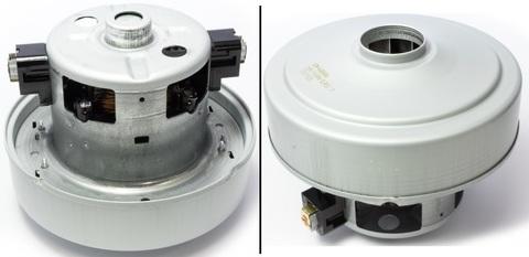 Мотор пылесоса 1600W SAMSUNG DJ31-00005H