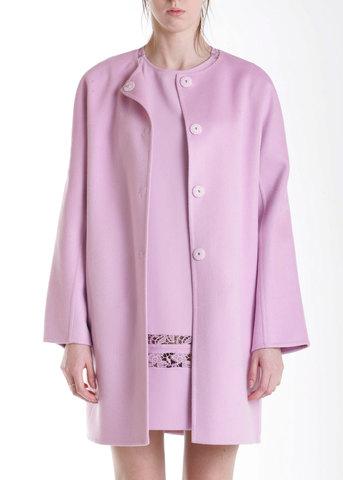 Пальто из шерсти ERMANNO SCERVINO