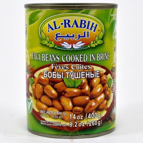 Тушеные бобы Фава Al-Rabih, 400г