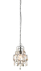Aurelia Подвесной светильник (античный черный с золотой отделкой)