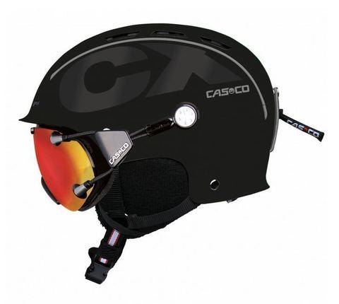 шлем горнолыжный Casco CX-3 ICECUBE Black