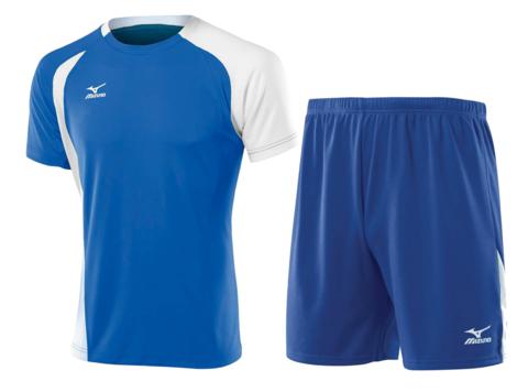 Волейбольная форма Mizuno Trade мужская синяя