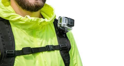 Рюкзак GoPro Seeker с камерой на лямке