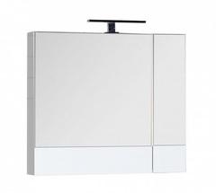 Зеркало-шкаф Aquanet Нота (Римини) 75 белый