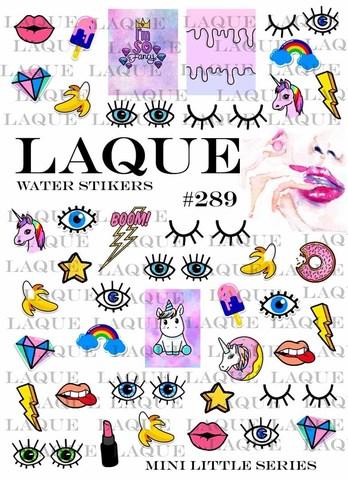 LAQUE Слайдер дизайн #289