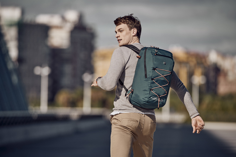 Рюкзак Victorinox Altmont Active L.W. Expandable Backpack, turquoise, фото 10