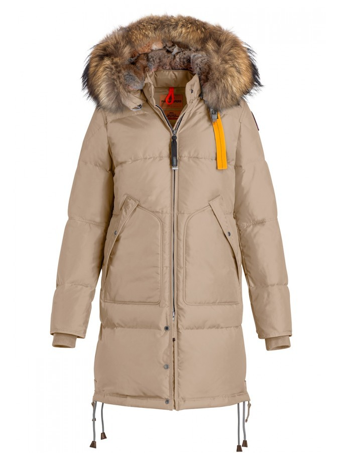 Пуховик Parajumpers Long Bear Ivory (Слоновая кость)
