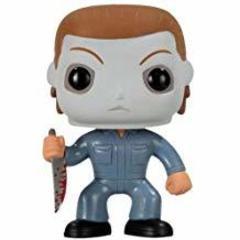 Pop Funko 2296 Movies: Halloween - Michael Myers Action Figure