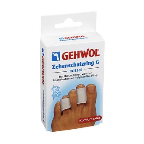 Гель-кольцо защитное с уплотнителем (малый) Gehwol 3шт