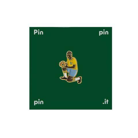 Значок World XI Бразилия