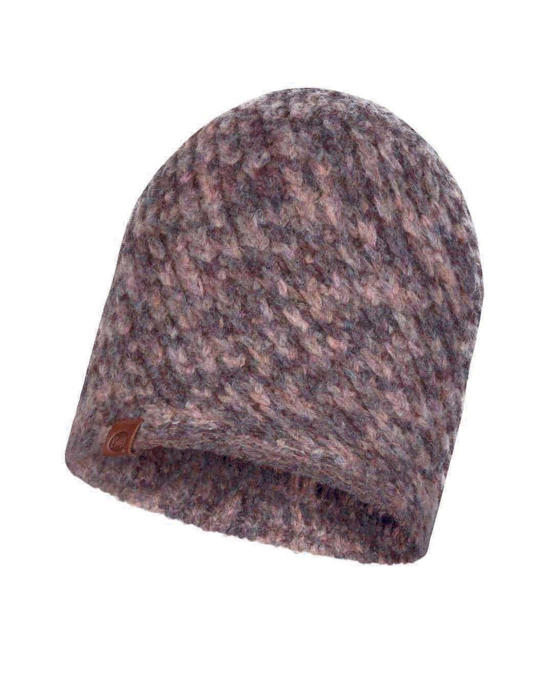 Длинные шапки Вязаная шапка Buff Hat Knitted Karel Heather Rose 117881.557.10.00.jpg