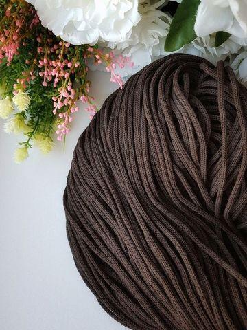 Шоколад  Хлопковый шнур