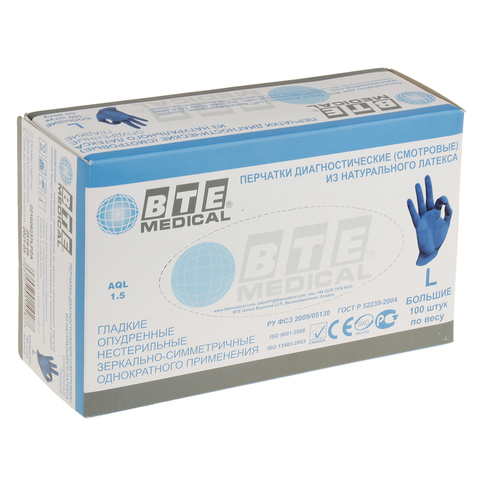 BTE MEDICAL (50пар)