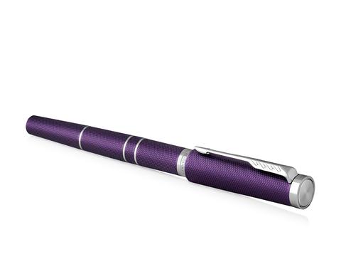 Ручка-5й пишущий узел Parker  Ingenuity Deluxe Blue Violet CT.123