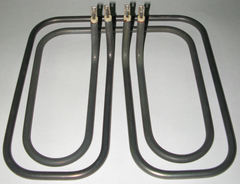 Комплект тэнов для плит RADA 1500Вт+1000Вт труба 10,0мм