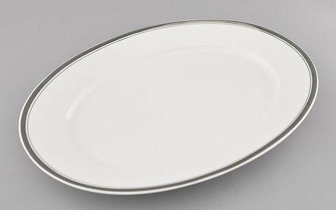 Блюдо овальное 35 см Сабина Leander
